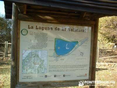 Laguna de El Salmoral - Pueblos de la Comunidad de Madrid; excursiones de senderismo; viajes senderi